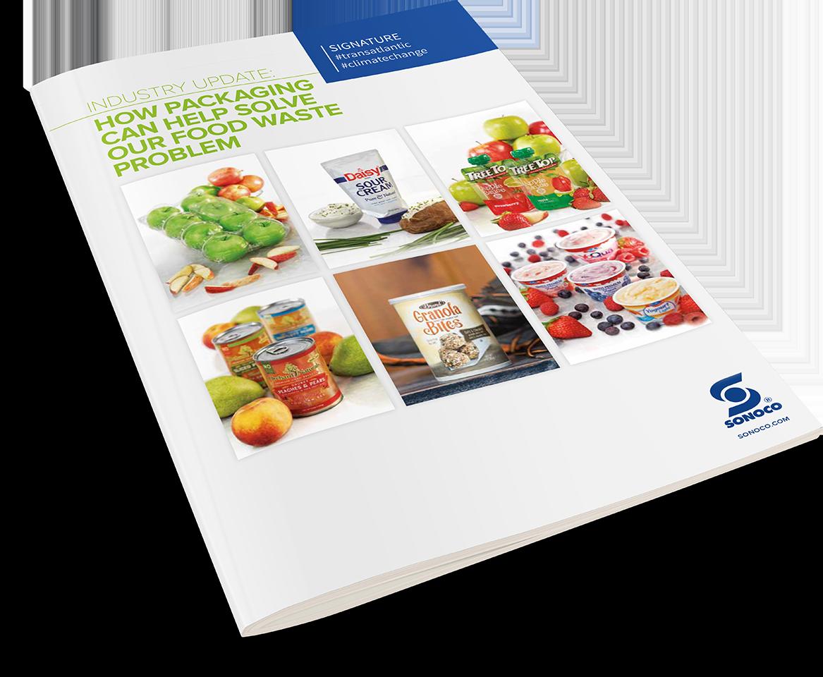 Food Waste Brochure