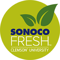 Sonoco FRESH Clemson University Logo